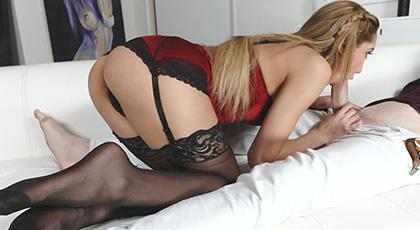 Chloe Amour y su nuevo fetiche
