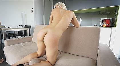 De famosa de la TV al anal con Nacho Vidal