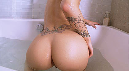 Un baño con Jessa