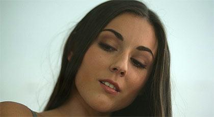 La belleza y el erotismo de una checa