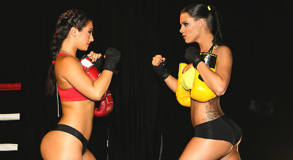 Sexo en el ring