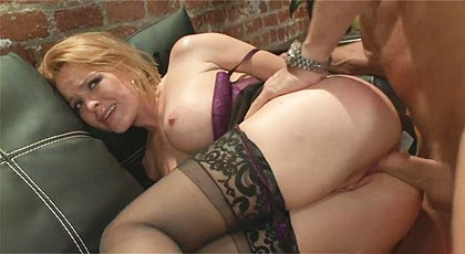 Sexo extremo con Krissy
