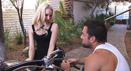 Me gusta tu moto pero prefiero tu rabo