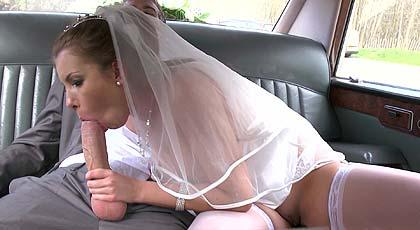 Follate a la novia antes de la boda