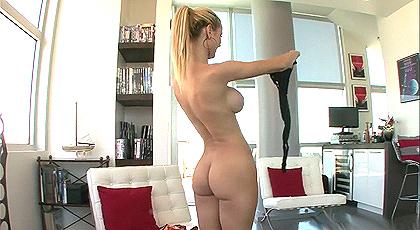 Jessie Rogers quiere anal