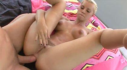 La brasileña Jessie Rogers quiere anal