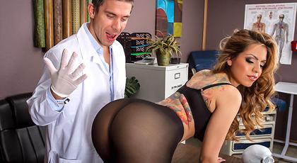 Sexo en la consulta del doctor