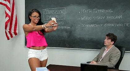 Del selfie a la follada en clase