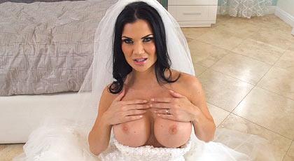 Sexo el día de su boda