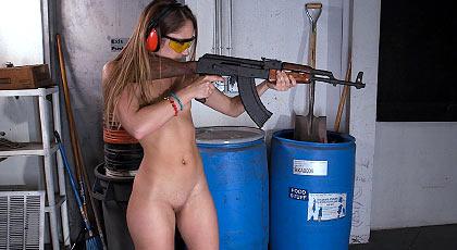 Menos armas y más sexo del bueno