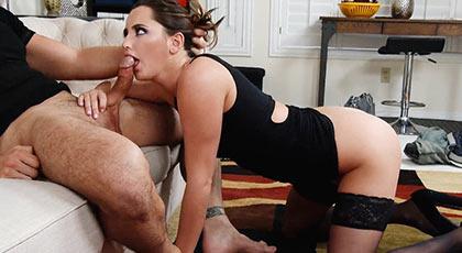 Hope howell, los placeres de tener una mujer pornostar que adora el anal